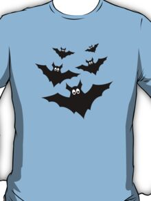 Cool cute Halloween bats T-Shirt