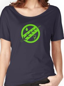 Minimal Fett Logo Women's Relaxed Fit T-Shirt