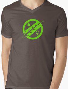 Minimal Fett Logo Mens V-Neck T-Shirt