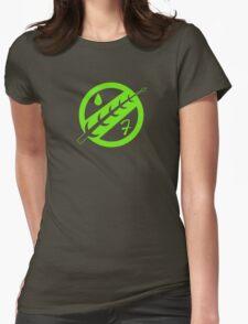 Minimal Fett Logo Womens Fitted T-Shirt