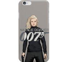 Natalie Dormer is Bond - Coloured Edition iPhone Case/Skin