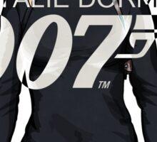 Natalie Dormer is Bond - Coloured Edition Sticker