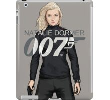 Natalie Dormer is Bond - Coloured Edition iPad Case/Skin