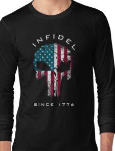 American Punisher 2.0 - Infidel Long Sleeve T-Shirt