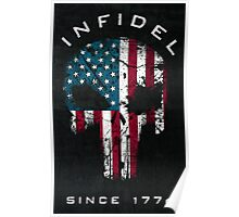 American Punisher 2.0 - Infidel Poster