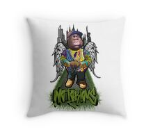 """Biggie Tribute"" Throw Pillow"