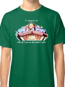 Biff Tannen's Pleasure Paradise t-shirt Classic T-Shirt