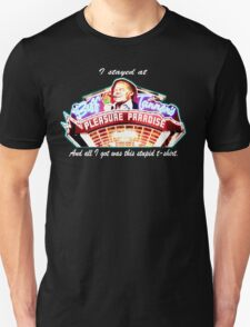 Biff Tannen's Pleasure Paradise t-shirt T-Shirt