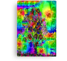 CRAZY TREE Canvas Print