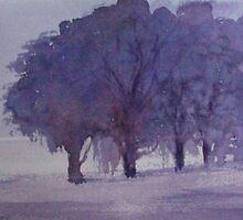 frost killing hour  - v by Joel Spencer