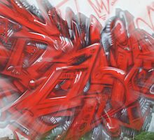 zooming in on the art by Nixz Kerr