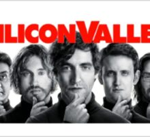 Silicon Valley HBO Sticker