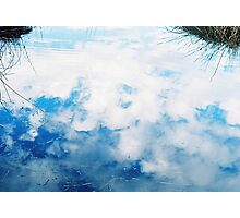 """Water In The Sky"" Photographic Print"