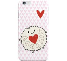 Jammie Dodger Biscuit iPhone Case/Skin