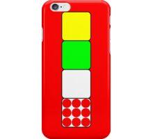 Tour de France Jerseys 2 Red iPhone Case/Skin