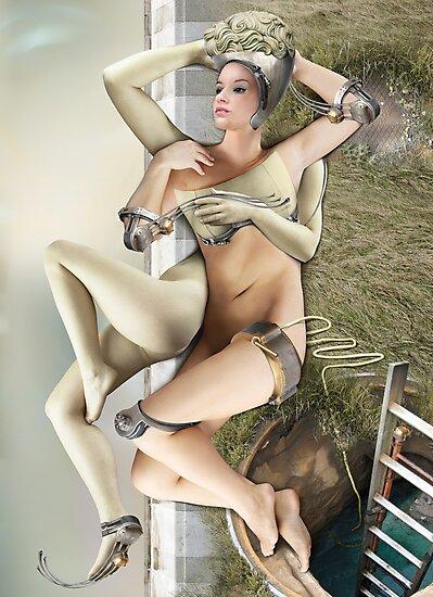 Twins by Yuliya Art