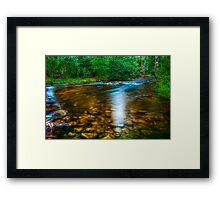 Little River #2 Framed Print