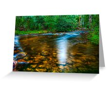 Little River #2 Greeting Card