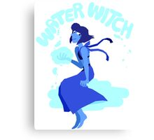Steven Universe - Water Witch Canvas Print