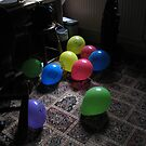 Balloons by KMorral