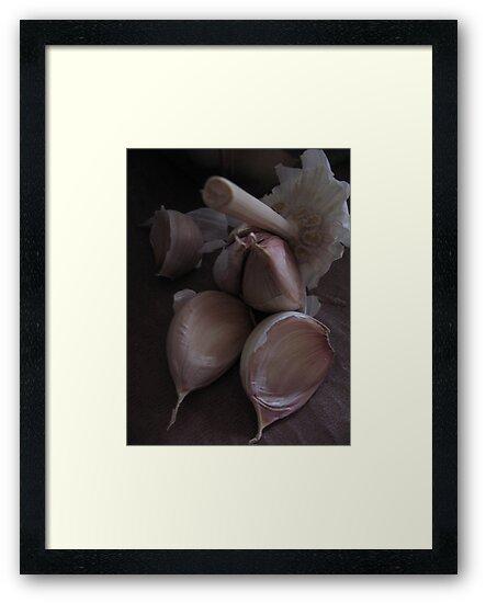 Garlic by KMorral