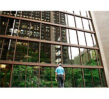 Ford Foundation Garden Photographic Print