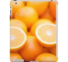 Split Citrus iPad Case/Skin
