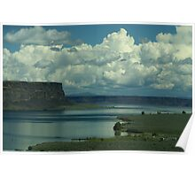 Lake Roosevelt National Recreation Area Poster