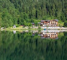 Hintersee by Yair Karelic