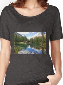 Lake Ghedina Women's Relaxed Fit T-Shirt