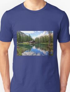 Lake Ghedina Unisex T-Shirt