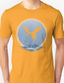 The Guardian of the Sea - Lugia Pokemon T-Shirt