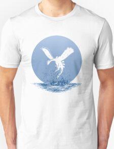 The Guardian of the Sea - Lugia Pokemon T-Shirt