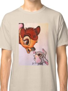 Bambi and Thumper Classic T-Shirt