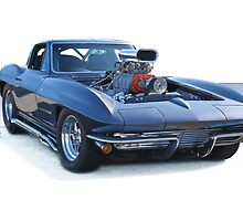 1964 Corvette 'Pro Street' Stingray by DaveKoontz