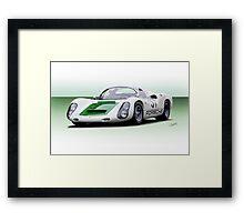 1967 Porsche 910 FIA Racecar Framed Print