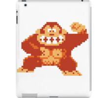 Donkey Kong 8 Bit iPad Case/Skin