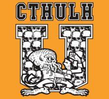 CTHULH U by ZugArt
