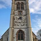 St. Andrews Church Tower. Farnham ,Surrey. Uk. by relayer51