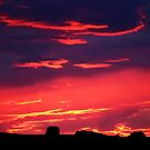 June Sunset over Monreith by sarnia2