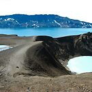 Iceland -  Akja volcano by Marieseyes