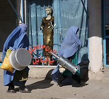 No dress no freedom. Stop the Burqa! by Amador Guallar Perez
