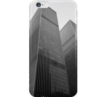 Straight to the top iPhone Case/Skin