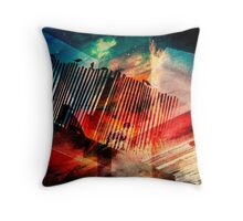 Heavenly Superiors  Throw Pillow