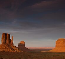 Monument Valley National Park by David Galson