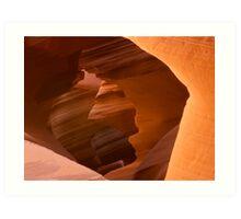 Antelope Canyon 003 Art Print