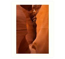 Antelope Canyon 004 Art Print
