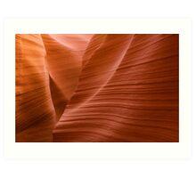 Antelope Canyon 008 Art Print