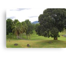 Mount Malarayat Golf Course Canvas Print