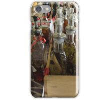 Herb-Infused Gourmet Delights iPhone Case/Skin